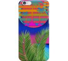 Vapour Palm iPhone Case/Skin