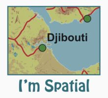I'm Spatial by Richard Heath