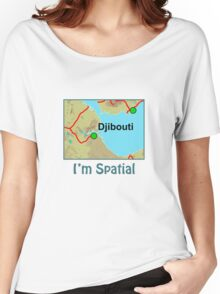 I'm Spatial Women's Relaxed Fit T-Shirt