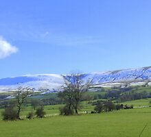 Pendle Hill by dewhud
