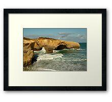 London Bridge,Great Ocean Road Framed Print