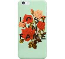 Lost In Fame iPhone Case/Skin