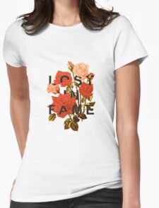 Lost In Fame Womens Fitted T-Shirt