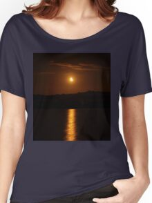 A Moon As Gold As The Sun Women's Relaxed Fit T-Shirt