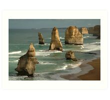The Twelve Apostles,Great Ocean Road Art Print