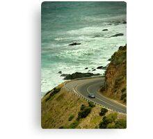 Bend,Great Ocean Road Canvas Print