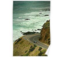 Bend,Great Ocean Road Poster