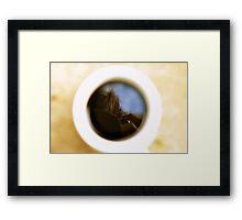 """""""fortune teller"""" Framed Print"""
