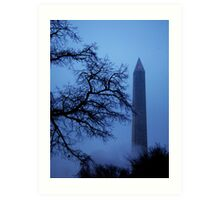 Washington Watches Art Print