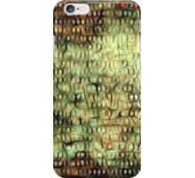Wired Binary Code edition 6 iPhone Case/Skin