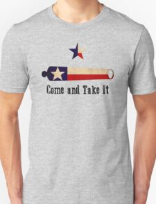Come and Take it - Texas Flag T-Shirt