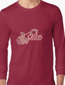 Rockit - The Virtual Music Gameshow Long Sleeve T-Shirt