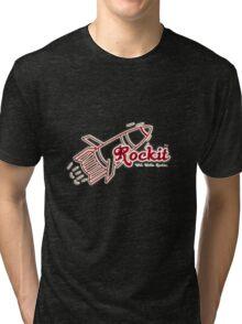 Rockit - The Virtual Music Gameshow Tri-blend T-Shirt