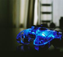 Blue Neon Controller  by LTOM