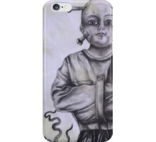 Twisted Octopus Insanity Doll iPhone Case/Skin