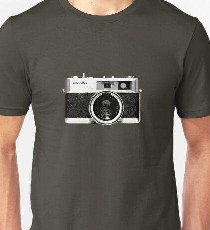 Minolta 7s Rangefinder Unisex T-Shirt