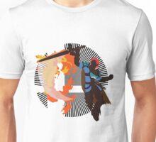 Roy (Smash 4, Blue) - Sunset Shores Unisex T-Shirt