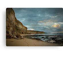 Gibson's Beach,Great Ocean Road Canvas Print