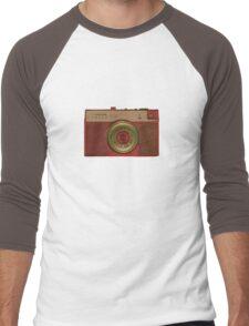 Smena 8M Men's Baseball ¾ T-Shirt