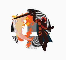 Roy (Smash 4, Red & Orange) - Sunset Shores Unisex T-Shirt