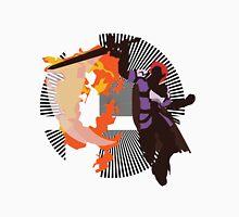 Roy (Smash 4, Lavender & Violet) - Sunset Shores Unisex T-Shirt