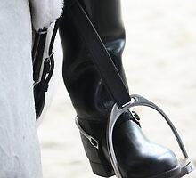 Top Boot by Jennifer Saville