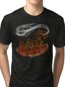 Enragement Child - Five nights at F*ck boy's/ Freddies Tri-blend T-Shirt