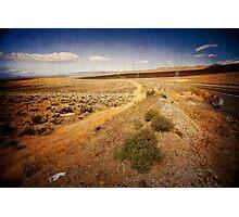 Washington State desert lands Photographic Print