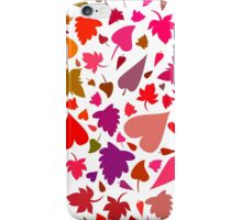 - Colorful autumn leaves - iPhone Case/Skin