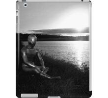 Lakeside Alien iPad Case/Skin