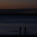 The Fishermen at Dusk by Haunted by Humans
