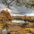 Watson Lake in  Prescott, AZ by Diana Graves Photography