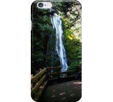 Madison Creek Falls, Washington iPhone Case/Skin