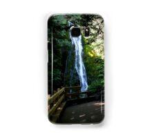 Madison Creek Falls, Washington Samsung Galaxy Case/Skin