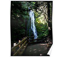 Madison Creek Falls, Washington Poster