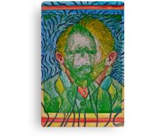 Dueling Vincents Canvas Print