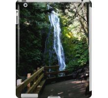 Madison Creek Falls, Washington iPad Case/Skin