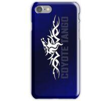 Coyote Tango (var 1) iPhone Case/Skin