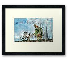 Churchman's Framed Print