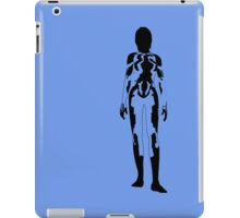 Cortana, mark III iPad Case/Skin