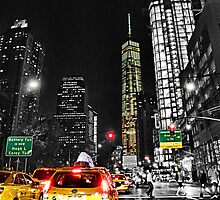 NYC Nights by wonderlandnyc