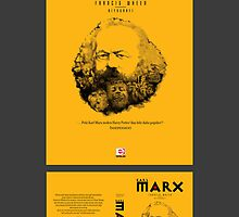 karl marx by aamet