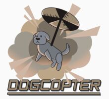 Dogcopter Kids Tee