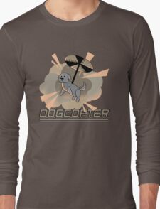 Dogcopter Long Sleeve T-Shirt