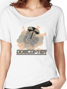Dogcopter Women's Relaxed Fit T-Shirt