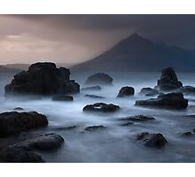 Mystery of the Cuillin Photographic Print
