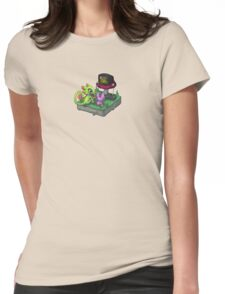 Yooka-Laylee play N64 Womens Fitted T-Shirt