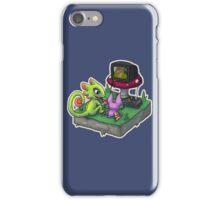 Yooka-Laylee play N64 iPhone Case/Skin