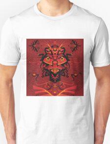 Samurai Shaman Unisex T-Shirt