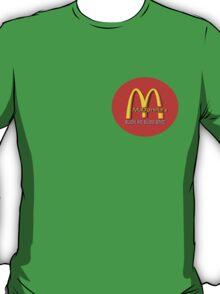 madonna's  (mcDonalds) T-Shirt